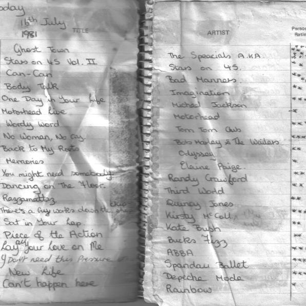 16 July 1981